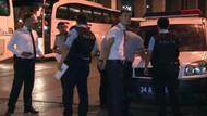 İstanbul'da polis darbeye karşı alarma geçti