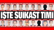 İşte Erdoğan'ın oteline saldıran darbeci suikast timi!