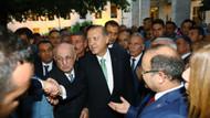 Demirören Erdoğan'ı ziyaret etti