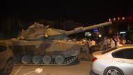 Tankçı askerleri IŞİD saldırısı altındayız diye kandırmışlar!