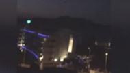 Erdoğan'ın kaldığı otele saldırının yeni görüntüleri!