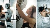 Kadınlar 2025'te robotlarla seks yapabilecek