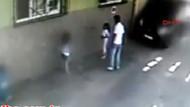 Bursa'da sokakta 7 yaşındaki kız çocuklarını taciz eden sapık!