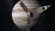 NASA'nın Juno uzay aracı 5 yıl sonra Jüpiter'e ulaştı!