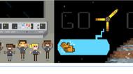 Google'dan sürpriz doodle: Juno uzay aracı
