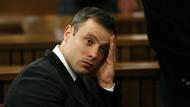 Kız arkadaşını öldüren Oscar Pistorious'a 6 yıl hapis cezası