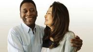 Pele, 75 yaşında üçüncü kez evlendi.