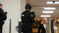 ABD Kongresi'nde güvenlik alarmı! Giriş ve çıkışlar kapatıldı!