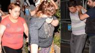 Ahmet bebeği kaçıranlar polisle karşılaşınca...