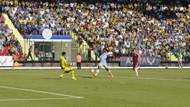 Hazırlık maçının galibi Fenerbahçe oldu