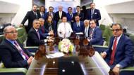 Erdoğan'ın uçağındaki gazeteciler Putin'i gördü mü?