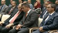 Cumhurbaşkanı Erdoğan Metin Feyzioğlu ve Barolar Birliğini Saray'da ağırladı