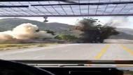 Bitlis'te menfeze yerleştirilen 1 tonluk patlayıcı imha edildi!