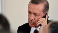 Cumhurbaşkanı Erdoğan, İtalya Cumhurbaşkanı Matterella ile bir telefon görüşmesi yaptı