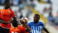 Kasımpaşa - Adanaspor: 1 - 1