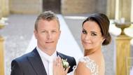 Formula 1 şampiyonu Kimi Raikkonen sevgilisi Minttu Virtanen'le evlendi