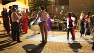 Sokak düğünleri yasaklandı