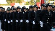 Polislerin mezuniyet töreninde dikkat çeken ayrıntı