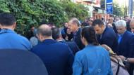 Cumhurbaşkanı Erdoğan eniştesine taziye ziyaretinde bulundu