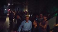 Bursa metrosunda korkutan patlama sesi