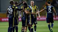 Fenerbahçe sezonun ilk galibiyetini 5 golle aldı, Fenerbahçe 5-1 Kasımpaşa