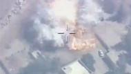 Son dakika haberleri: IŞİD ilk kez bombalı drone ile saldırdı: 3 asker yaralı