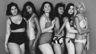 Vücut ölçüleri eleştiren modelin yeni projesi: Tamamen Kadın