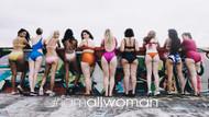 Tek tip kadın vücudu algısını yıkan model: Charli Howard
