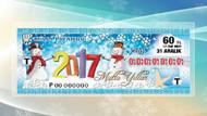 İşte kazanan bilet: 2796288.. 2017 Milli Piyango bilet sorgulama ekranı - Milli Piyango sonuçları