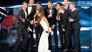 FIFA'nın Ödül Törenine Eva Longoria Damga Vurdu