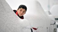 İzmir'de kar tatili!