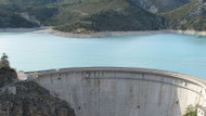 Kar yağışı barajlardaki doluluk oranını artırdı