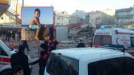 Zeytinburnu'da bina çöktü: Ölü ve yaralılar var