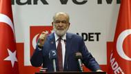 Saadet Partisi Anayasa referandumunoa hayır diyecek