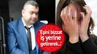 İş yerinde cinsel saldırı ve silahla yaralamaya 32 yıl hapis talebi