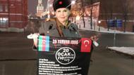 Seyhan Soylu'dan Moskova'da Kara Yanvar katliamı protestosu