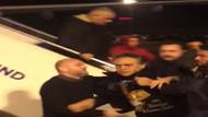 Barbaros Şansal'a uçaktan inerken linç girişimi! Polis kurtardı...