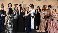 Screen Actors Guild Awards ödülleri sahiplerini buldu