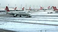 Son dakika: THY resmen açıkladı! 10 Ocak'taki 121 uçuş iptal edildi!
