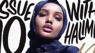Tesettürlü model Halima Aden vize yasağına takıldı
