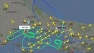 Yolcu rahatsızlanınca THY uçağı geri döndü