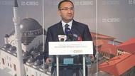Bozdağ'dan AB üyelik süreciyle ilgili flaş açıklama