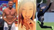 Göğüsleriyle sosyal medyada terör estiren genç kıza engel