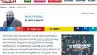 Sabah Azerileri kızdıran o densiz yazıyı yayından kaldırdı