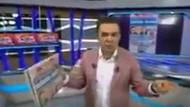Tahir Sarıkaya Beyaz TV ekranlarından duyurdu: Melih Gökçek istifasını verecek