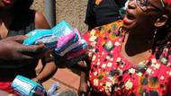 Hijyen ürünleri alamayan kız çocuklarına evlilik