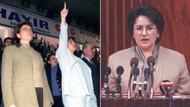 Tansu Çiller'in kabinesinden parti liderliğine Meral Akşener