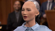 İnsansı robot Sophia Suudi Arabistan vatandaşı oldu