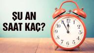 Saat kaç? Saatler geri alındı mı? Türkiye'de gerçek saat kaç? (29 Ekim)