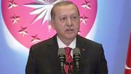 Erdoğan 29 Ekim resepsiyonunda kimlere mesaj verdi?